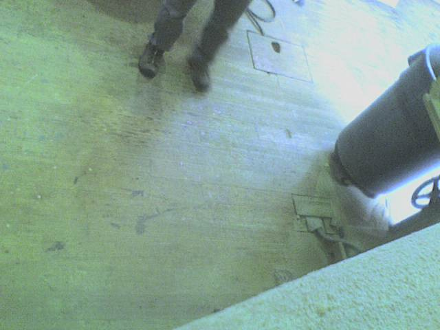 Working on the new A Class Catboat